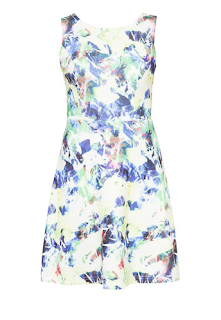 Moonriver Eliza Printed Dress