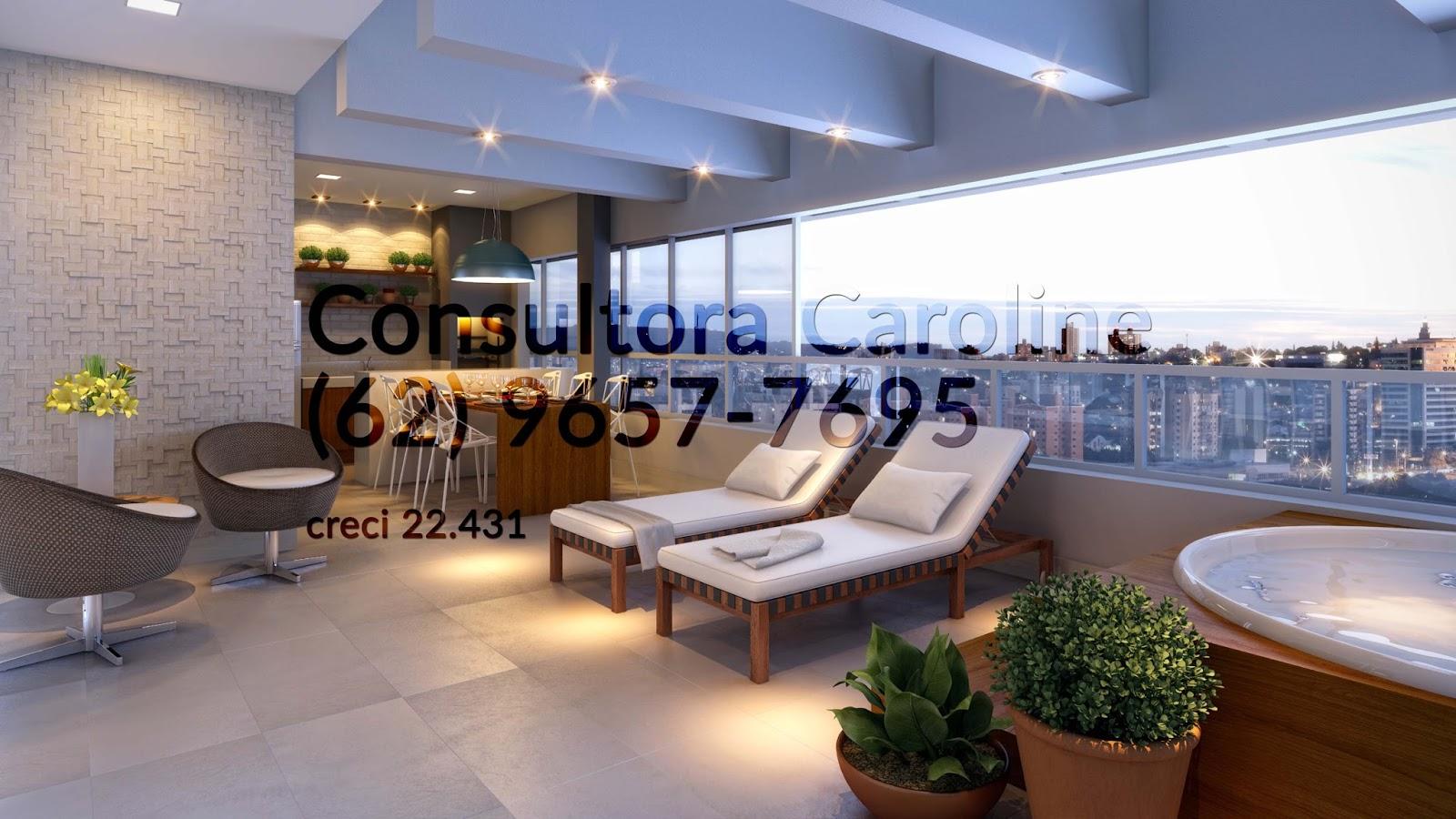 Âme Infinity Home Apartamentos tipo de 150m² no Setor Marista  #936538 1600x900