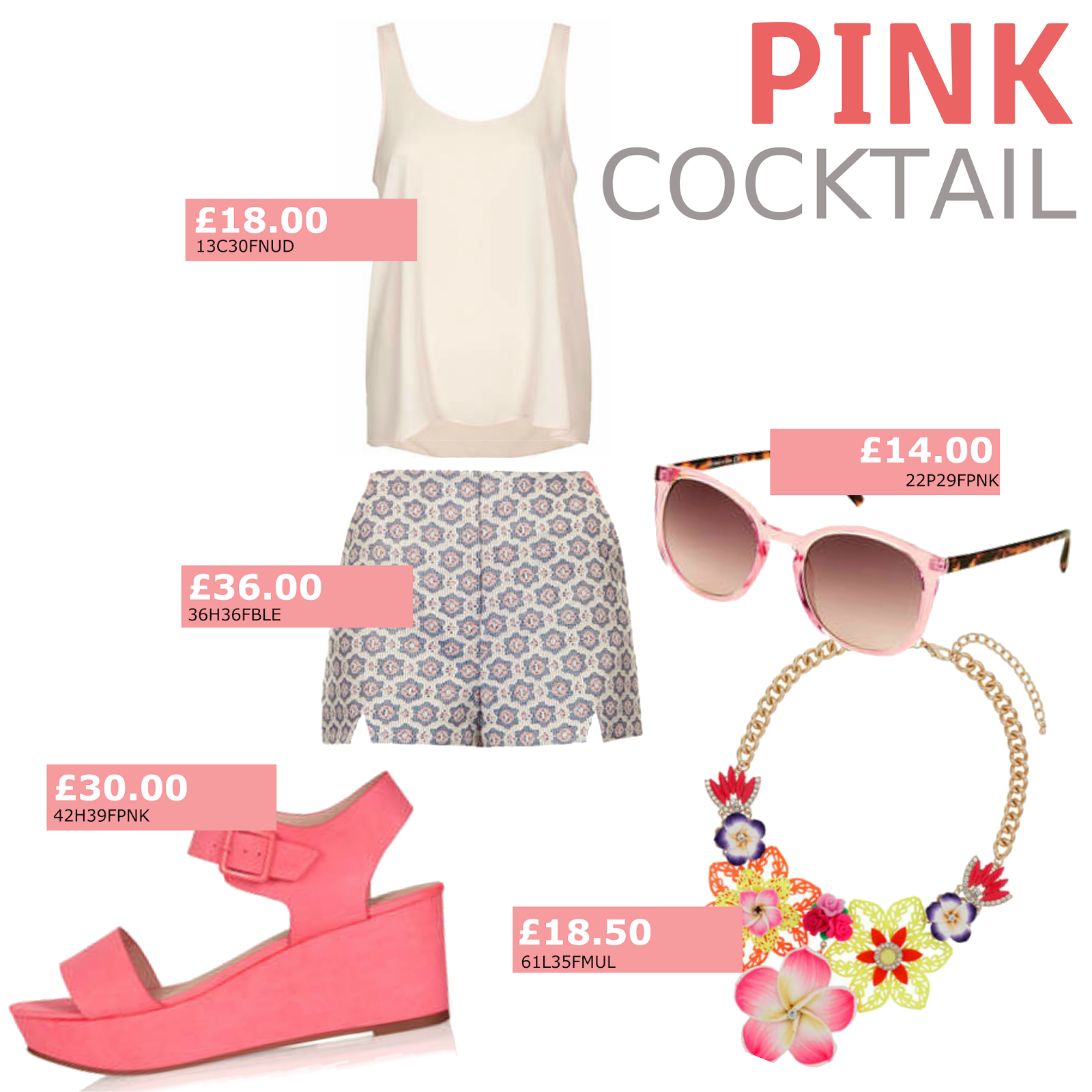 Kerrys Habitat Current Topshop Favourites Bring On Spring And Summer
