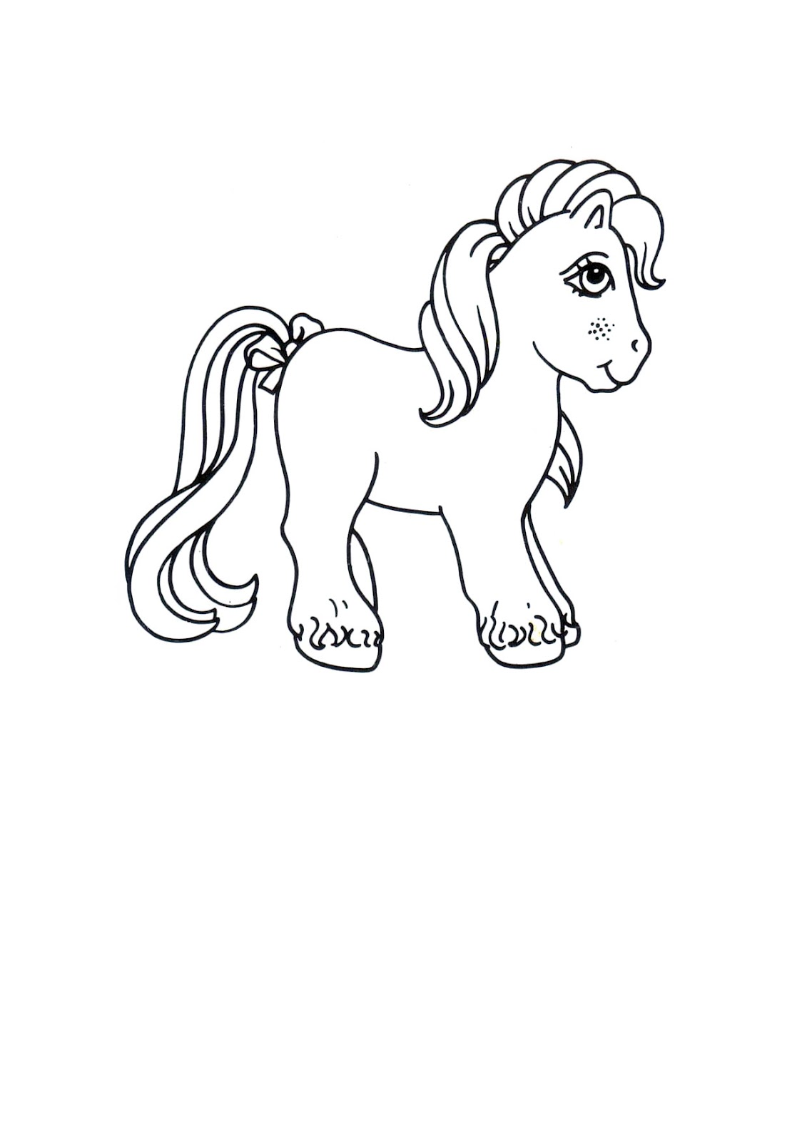 my little pony fact file  design your own  mountain boy pony