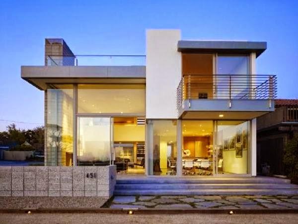 model rumah minimalis Sederhana Terpopuler2