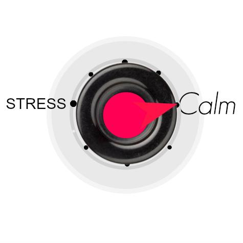 calm button