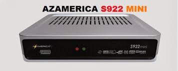 Atualizacao Azamerica S922 mini solucao alternativa