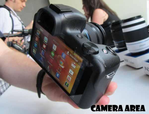 Kamera SLR Smart Galaxy NX