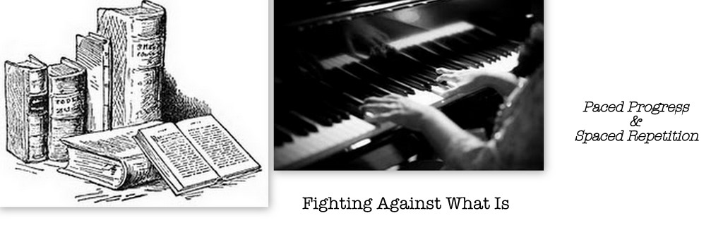 Fighting Against What Is
