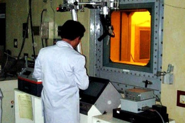 Proses produksi Radioisotop PT Batan-Teknologi. Kotabumi Lampung Utara
