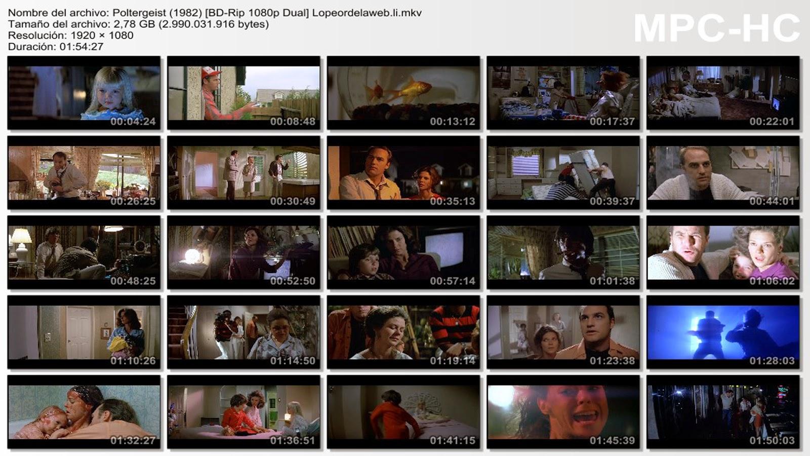 Poltergeist |1982 |1080p.| Dual |Latino