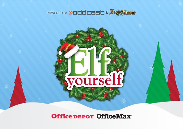 ElfYourself Free App Game By Magic Mirror