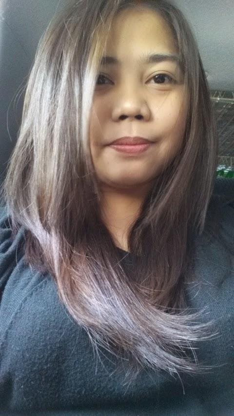 SNAP: Beauty Brick Hair Color