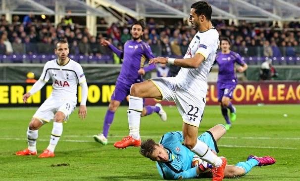 Fiorentina 2-0 Tottenham Hotspurs