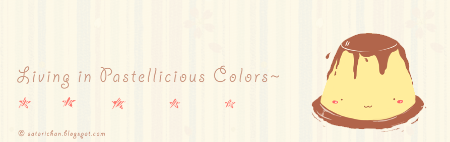 Living in pastellicious colors ★