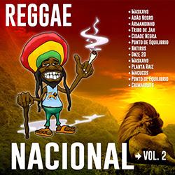 Baixar Reggae Nacional Vol.2 (2015) Reggae Nacional Vol