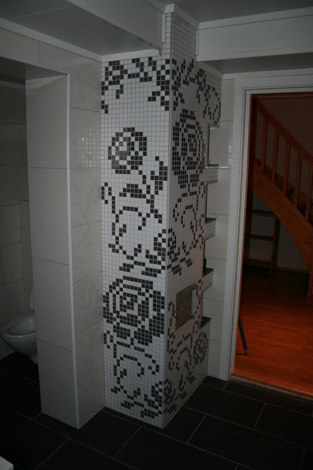 Mosaikkfliser... Mailstad