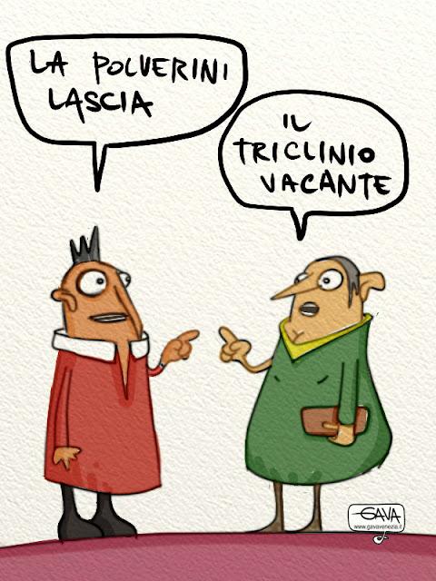 Gava Satira Vignette Polverini