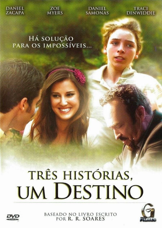 Filme Gospel três históriasum destino dublado