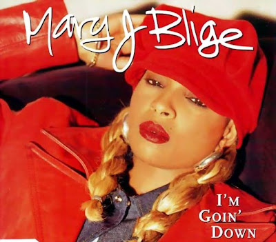 Mary J. Blige Feat. Mr. Cheeks - Im Goin Down-(Promo_Remix)-1995-osc