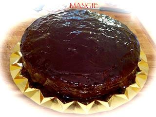Bizcocho chocolate listo
