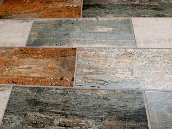 Chalk Paint And Upcycle Main Bedroom Floor Tiles Called Scrapwood