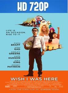 Wish I Was Here 720p Subtitulado 2014
