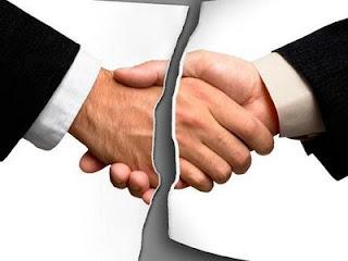 Rescindir contrato de trabalho