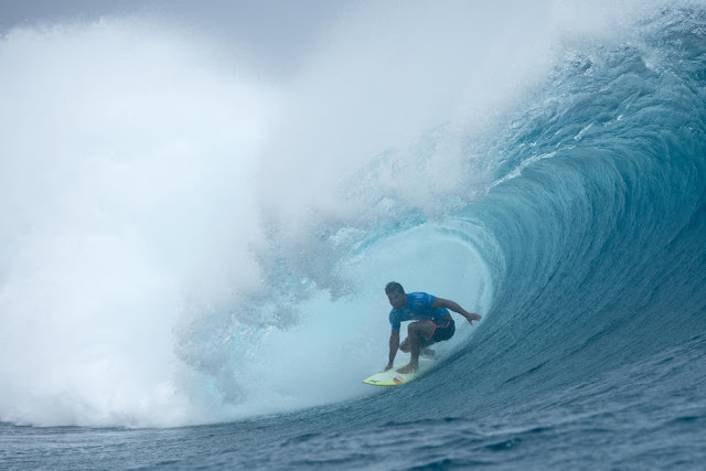 3 Michel Bourez Billabong Pro Tahiti Foto WSL Stephen Robertson