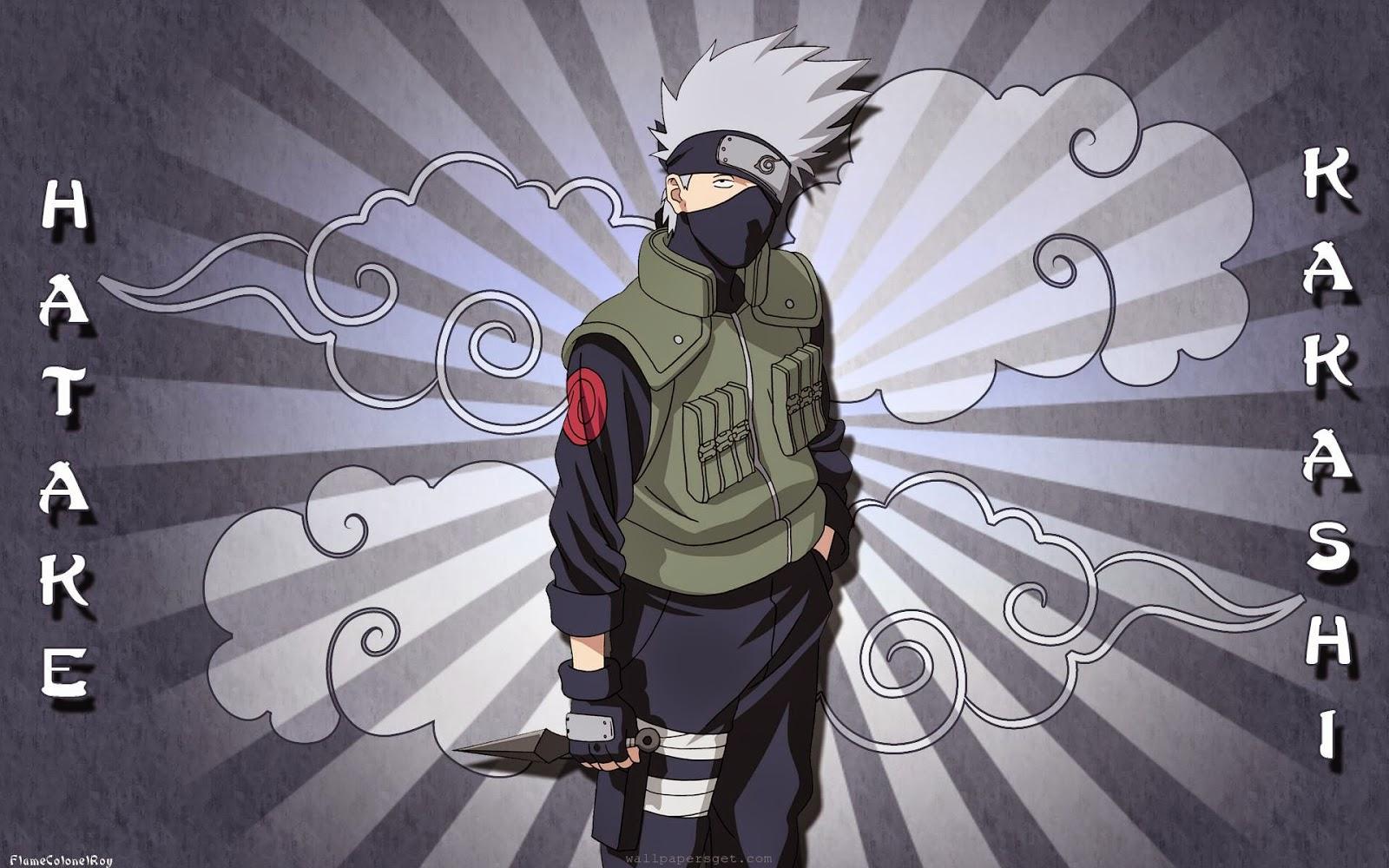 Download Wallpaper Naruto Shippuden Paling Keren Terbaru