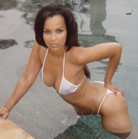 Lisa raye big ass