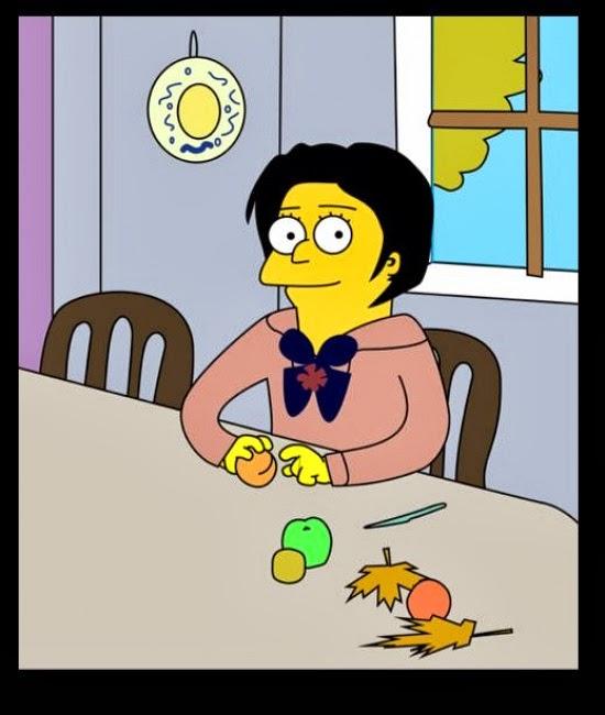 Симпсоны в современном и классическом искусстве