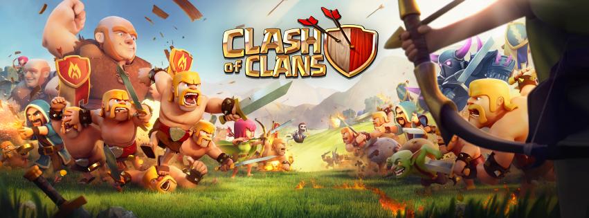 Ini Dia Update Terbaru Di Clash Of Clans Juli 2015