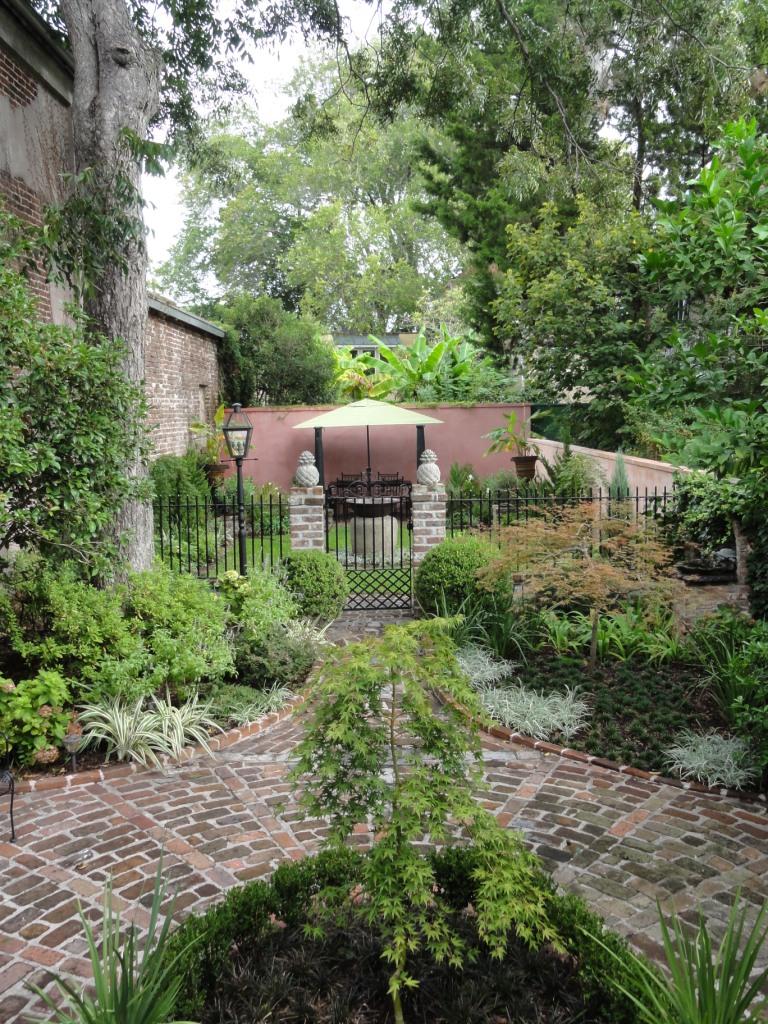 Downtown Gardens Charleston Sc Garden Design By David