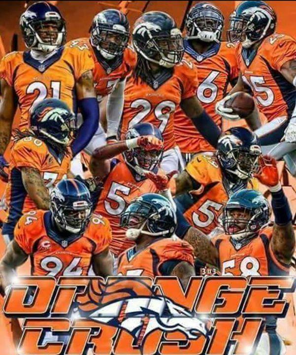 #players #broncos #nfl #nflmeme #orangecrush.- orange crush