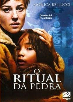 Filme Poster O Ritual da Pedra DVDRip XviD & RMVB Dublado