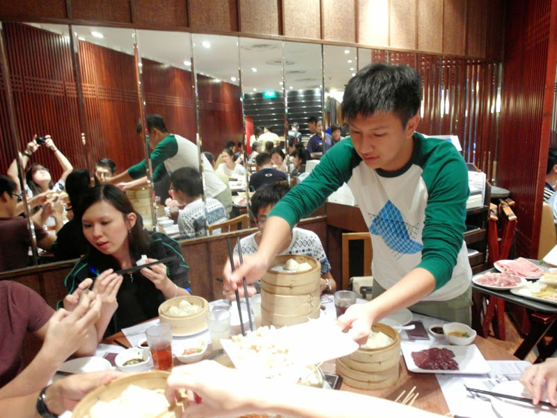Crystal Jade La Mian Xiao Long Bao Holland Village lunarrive singapore blogger