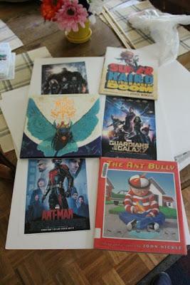 Superhero Story Time - via www.ericvr.com