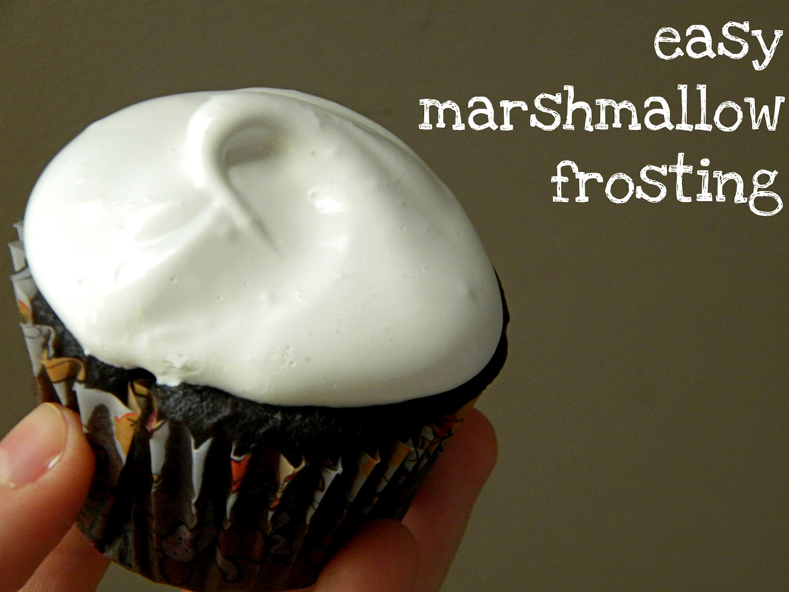 Easy Marshmallow Frosting & a Dolled Up Cake Mix Louisiana ...