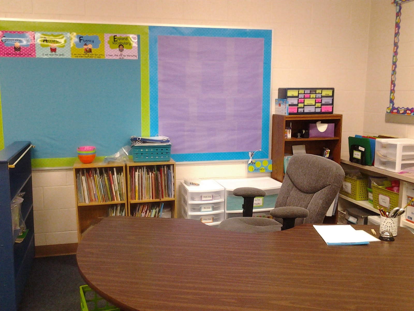 Classroom Design For Grade One : Spotted in first grade classroom design day and
