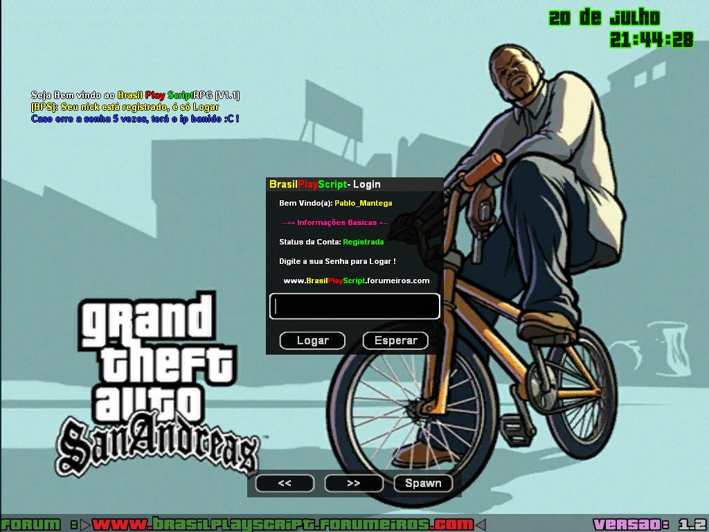 Gamemodes Para Samp 0.3e