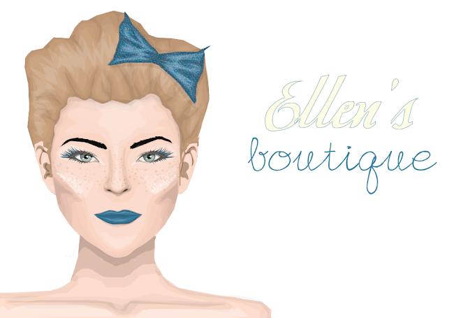 Ellen's boutique