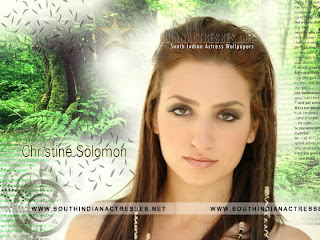 Christine Solomon Wallpapers