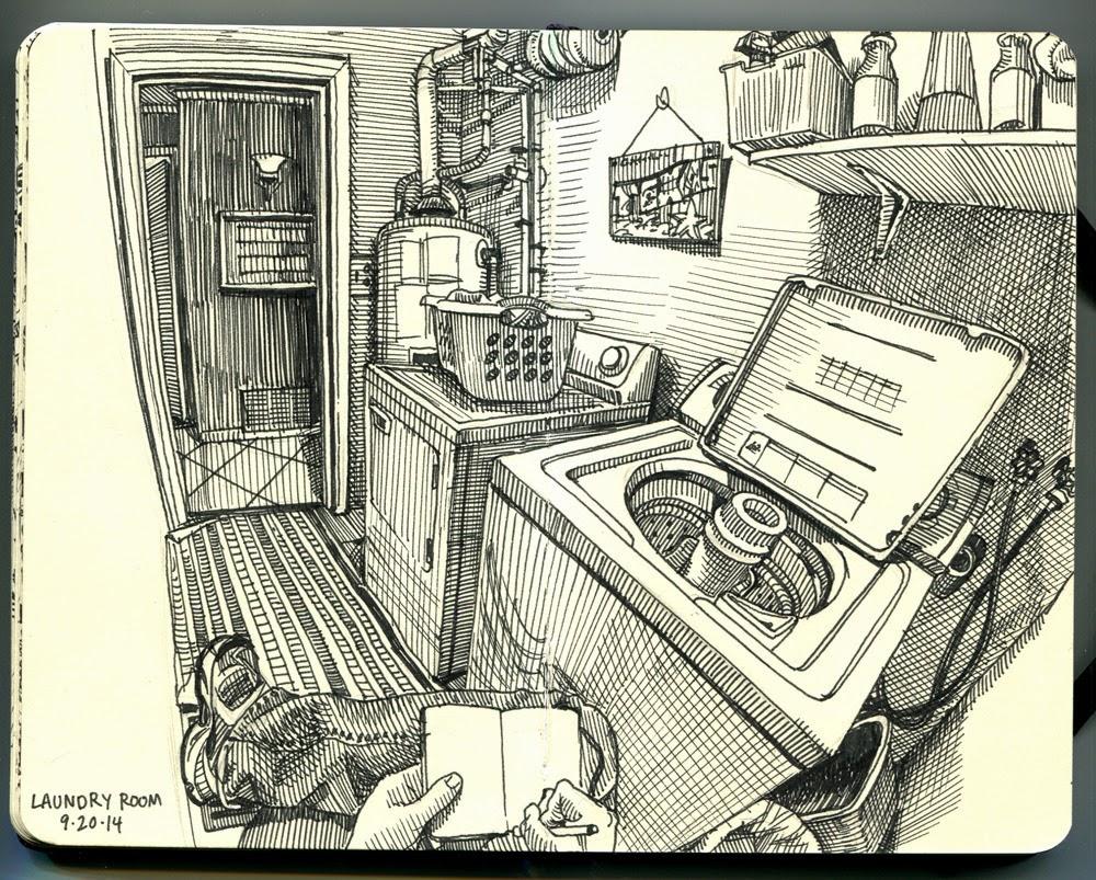 13-Paul-Heaston-Moleskine-Drawings-Points-of-View-www-designstack-co