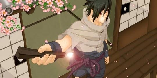 Uchiha Sasuke no Shuringan Den, Manga, Actu Manga, Kenji Taira, Saikyô Jump,