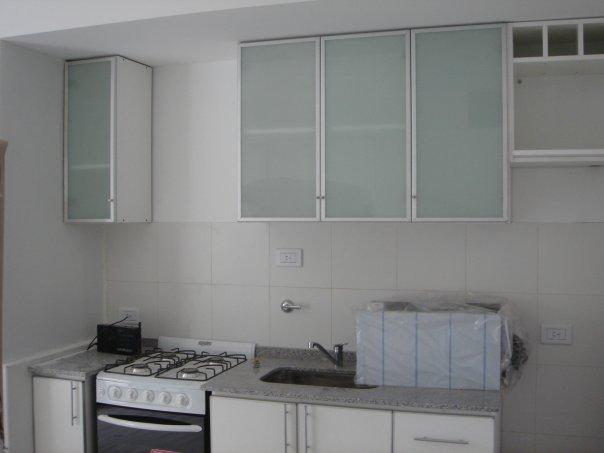 - Puertas de aluminio para cocinas ...