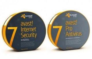 Avast! Antivirus Pro & Internet Security