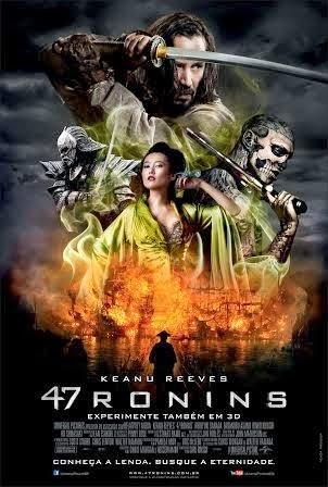 Download 47 Ronins BDRip Dublado (1080p + 720p)