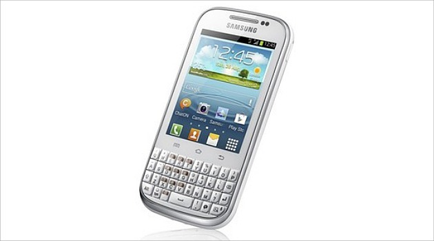 Samsung Galaxy Chat Si Hp Android QWERTY