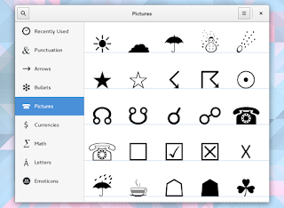 GNOME 3.18 screenshots
