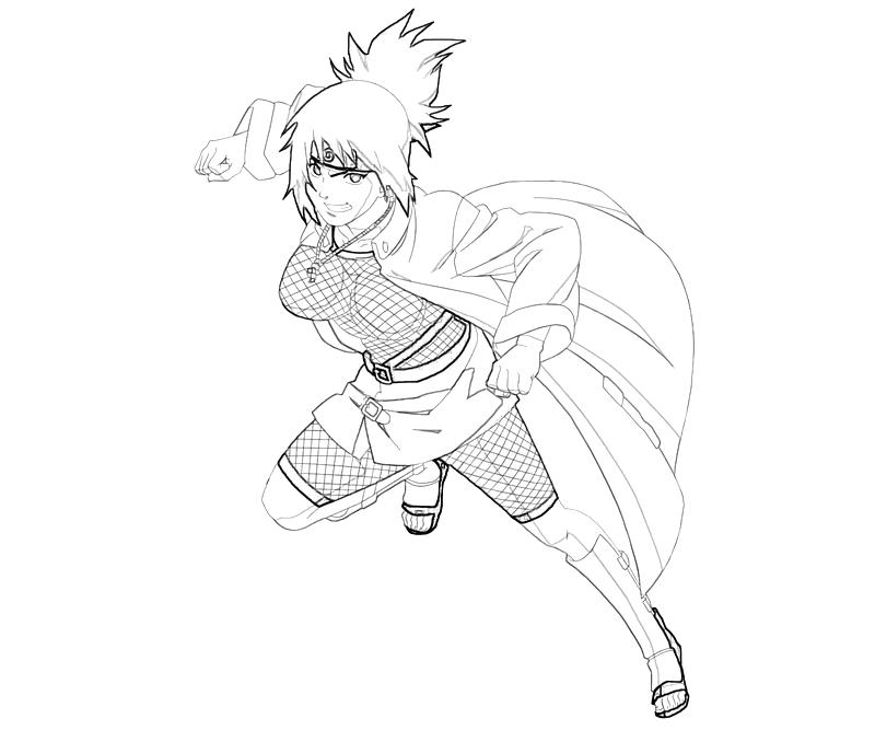 printable-naruto-anko-mitarashi-funny_coloring-pages-4
