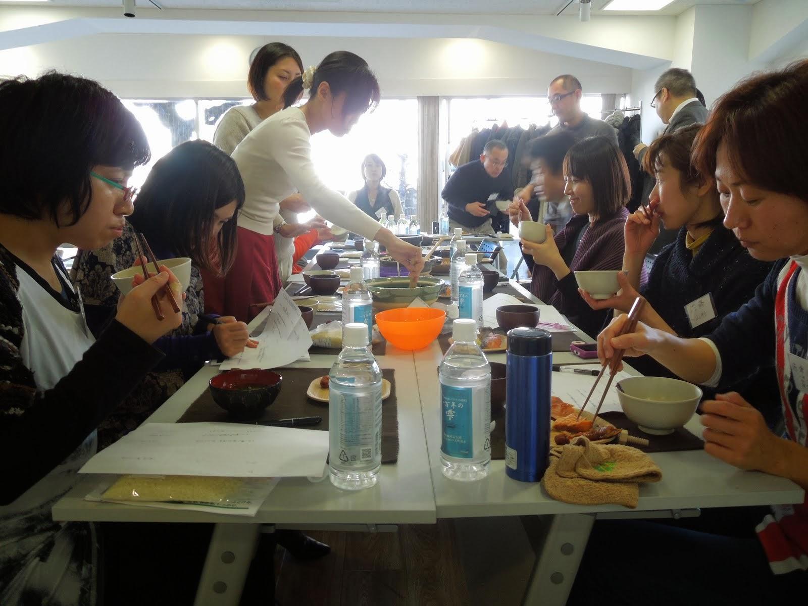 炊きたてごはん昼食会 2013.01.29