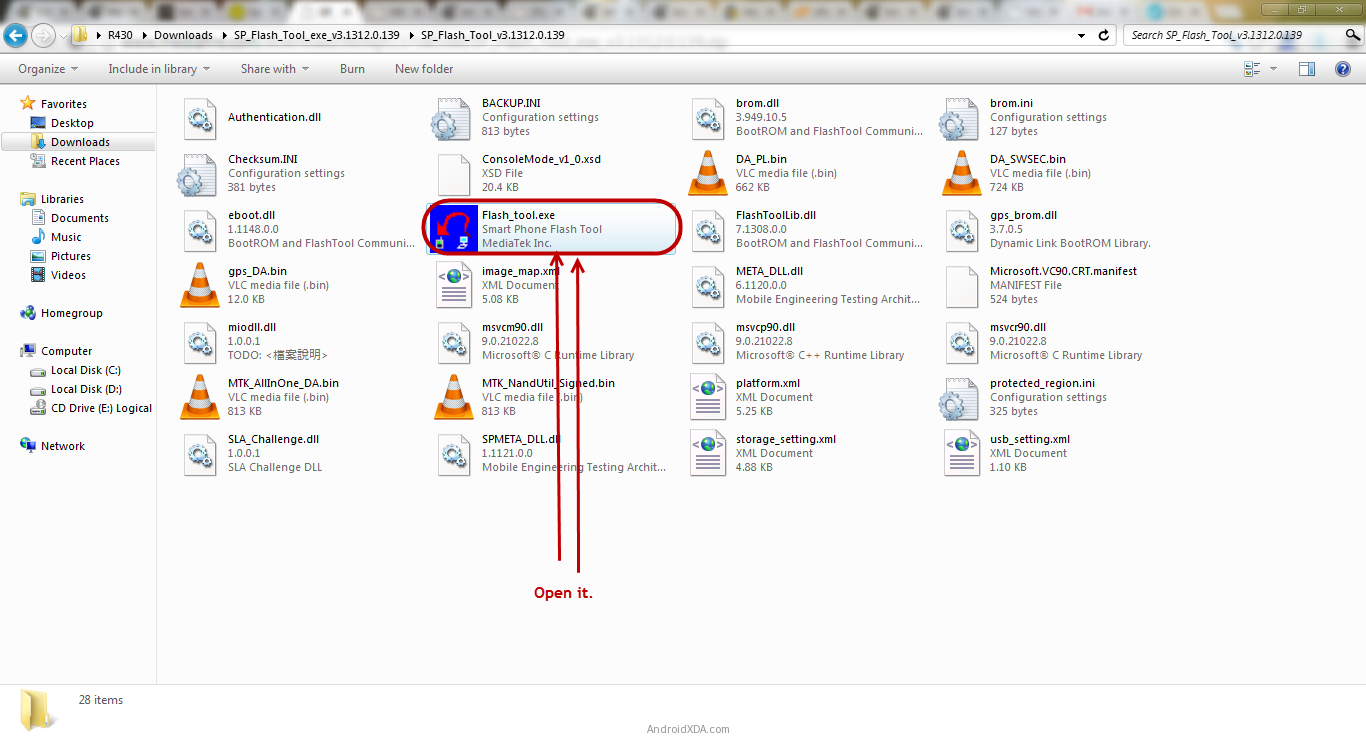 How To Flash China Smart Phone Using SpFlash Tools.png