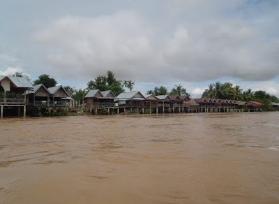 Don Det, island, Paradise, bungalo, Mekong, delta, river, view, Laos, 4000 islands, Лаос, Меконг, река, дельта, 4000 острова, остров, Дон Дет, бунгало, Парадайз